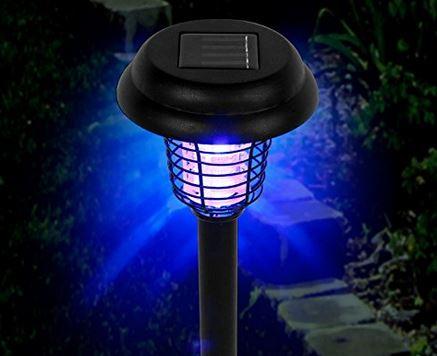 Best Solar-Powered Bug Zapper – Sustainability Energy LLC
