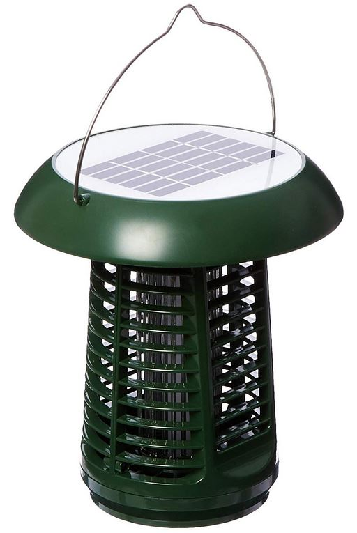 Best Solar-Powered Bug Zapper – Sustainability Energy LLC