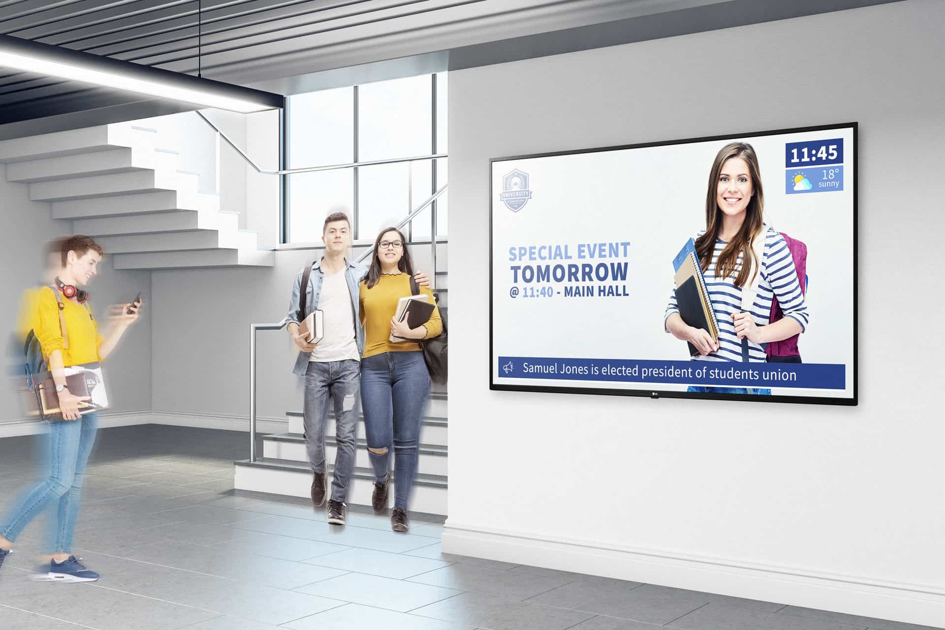 What is Digital Signage And Why It's Important For Your Business - 2020 Guide - Ubuntu Manual